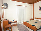 Hotel Gounos :: Double room with 1 double bed